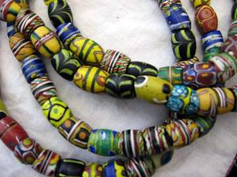 Authentic African Beads